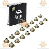 Сальник клапана LOGAN (от 2004) DUSTER (от 2010) CLIO I-II-III (от 1998) комплект 16 шт (TRIALLI) ЗЕ 00030028