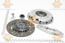 Сцепление VW POLO SEDAN (RUS) (от 2010г) в сборе (с вилкой сцепления) (комплект) (TRIALLI Италия) ЗЕ 00017786