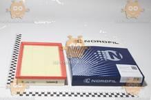 Фильтр воздушный HYUNDAI ACCENT (2000-2005г) 1.3-1.6 MAZDA 626 929 (1984-1991г) 2.0, 2.2 (NORDFIL) ЗЕ 00017582