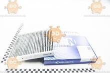 Фильтр салона LEXUS RX, TOYOTA CAMRY, HILUX 2.4D от 2015г, PRIUS 1.8 от 2009г (угольный) (NORDFIL) ЗЕ 00013945
