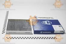 Фильтр салона CITROEN NEMO FIAT DOBLO, DOBLO CARGO, FIORINO OPEL COMBO D PEUGEOT BIPPER (NORDFIL) ЗЕ 00017565