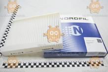 Фильтр салона HONDA CIVIC 1.4-2.8, 2.2D (от 2005г) (пр-во NORDFIL Россия) ЗЕ 00013883