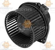 Вентилятор отопителя AVEO (от 2002г), Т255 (от 2008г) без кондиционера (пр-во Luzar Россия) ЗЕ 42562