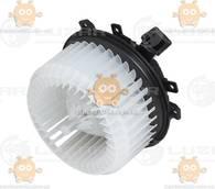 Вентилятор отопителя AVEO (Т300) (пр-во Luzar Россия) ЗЕ 46738