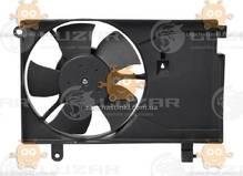 Вентилятор охлаждения кондиционера AVEO (от 2002г) (пр-во Luzar Россия) ЗЕ 42566