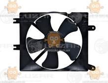 Вентилятор охлаждения кондиционера LACETTI (от 2004г) (пр-во Luzar Россия) ЗЕ 42567