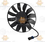 Вентилятор охлаждения радиатора УАЗ Партиот (пр-во Luzar Россия) ЗЕ 47494