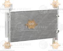 Радиатор кондиционера УАЗ Патриот (05.20 от 2012г) А, С Sanden (пр-во Luzar Россия) ЗЕ 47555