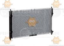 Радиатор охлаждения Сенс с кондиционером (алюминий-паяный) (пр-во Luzar Россия) ЗЕ 00000105