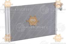 Радиатор кондиционера BMW 1 (от 2004г), BMW 3 (от 2005г) (пр-во Luzar Россия) ЗЕ 54457