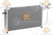 Радиатор кондиционера CX-7 2.3i, 2.5i (от 2007г) МКПП, АКПП (пр-во Luzar Россия) ЗЕ 52906