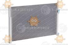 Радиатор кондиционера Grand Vitara 2.0, 2.4 (от 2005г) АКПП, МКПП (пр-во Luzar Россия) ЗЕ 39325