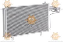 Радиатор кондиционера Mazda 6 (от 2012г) (пр-во Luzar Россия) ЗЕ 64706