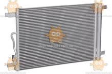 Радиатор кондиционера OCTAVIA (от 2013г), GOLF VII (от 2012г) (пр-во Luzar Россия) ЗЕ 61295
