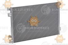 Радиатор кондиционера Opel Vectra C (от 2002г) 1.6i, 1.8i, 2.2i, 3.2i (пр-во Luzar Россия) ЗЕ 00004037