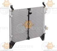 Радиатор кондиционера SsangYong Rexton (от 2002г) 2.3i (пр-во Luzar Россия) ЗЕ 004038