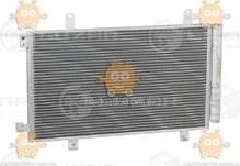 Радиатор кондиционера SX4 1.5, 1.6 (от 2005г) АКПП, МКПП (пр-во Luzar Россия) ЗЕ 39326