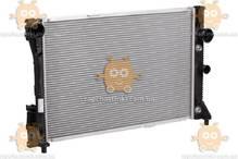 Радиатор охлаждения C (W 204) (от 2007г) M, A (пр-во Luzar Россия) ЗЕ 64709