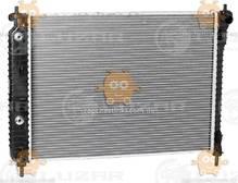Радиатор охлаждения Captiva 2.4, 3.2 (от 2006г) АКПП (пр-во Luzar Россия) ЗЕ 26779