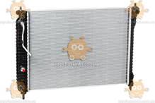 Радиатор охлаждения Captiva 2.4, 3.2 (от 2006г) АКПП (пр-во Luzar Россия) ЗЕ 41201