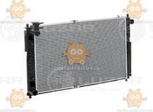 Радиатор охлаждения Carnival 2.5 (от 1998г) МКПП (пр-во Luzar Россия) ЗЕ 22423