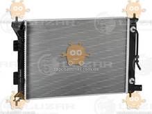 Радиатор охлаждения Ceed 1.4, 1.6, 2.0 (от 2012г) АКПП (пр-во Luzar Россия) ЗЕ 37465