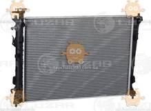 Радиатор охлаждения Cerato 1.6, 2.0 (от 2009г) АКПП (пр-во Luzar Россия) ЗЕ 36634