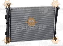 Радиатор охлаждения Cerato 1.6, 2.0 (от 2009г) МКПП (пр-во Luzar Россия) ЗЕ 36636