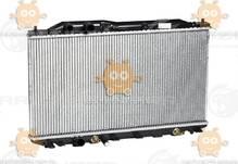 Радиатор охлаждения Civic VIII (от 2006г) 1.3hyb (пр-во Luzar Россия) ЗЕ 59711
