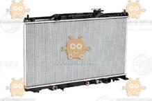 Радиатор охлаждения CR-V II (от 2002г) 2.0i, 2.4i АКПП (пр-во Luzar Россия) ЗЕ 59709