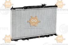 Радиатор охлаждения CR-V II (от 2002г) 2.0i, 2.4i МКПП (пр-во Luzar Россия) ЗЕ 59710