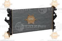 Радиатор охлаждения Ducato 2.2, 2.3, 3.0 (от 2006г) МКПП (пр-во Luzar Россия) ЗЕ 42303