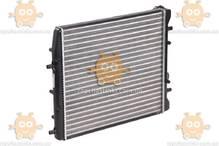 Радиатор охлаждения Fabia (от 1999г), Polo (от 2001г) МКПП, АКПП AC- (пр-во Luzar Россия) ЗЕ 48375