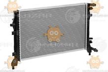 Радиатор охлаждения GOLF (от 2003г), OCTAVIA (от 2004г) (пр-во Luzar Россия) ЗЕ 61304