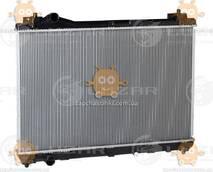 Радиатор охлаждения Grand Vitara 2.0, 2.4 (от 2005г) МКПП (пр-во Luzar Россия) ЗЕ 36420
