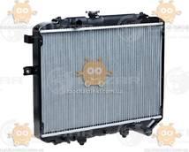 Радиатор охлаждения H-100 2.5CRDI (от 1996г) МКПП (пр-во Luzar Россия) ЗЕ 39332