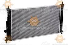 Радиатор охлаждения MAZDA 3 (BL) 1.6i, 2.0i (от 2009г) МКПП (пр-во Luzar Россия) ЗЕ 58899
