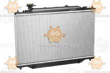 Радиатор охлаждения Mazda CX-5 (от 2011г) МКПП, АКПП (пр-во Luzar Россия) ЗЕ 48389