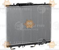 Радиатор охлаждения Pajero Sport K90 2.5 (от 1998г) АКПП, МКПП (пр-во Luzar Россия) ЗЕ 39442