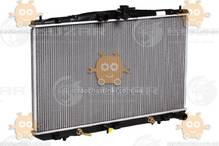 Радиатор охлаждения RX 3.5i (350), 2.7i (270), 450h (от 2009г) АКПП (пр-во Luzar Россия) ЗЕ 58920