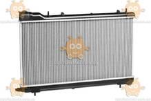 Радиатор охлаждения Subaru Forester S11 (от 2002г) без горловины МКПП, АКПП (пр-во Luzar Россия) ЗЕ 48388