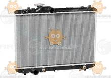 Радиатор охлаждения Swift 1.3, 1.5, 1.6 (от 2005г) АКПП (пр-во Luzar Россия) ЗЕ 42783