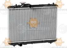 Радиатор охлаждения Swift 1.3, 1.5, 1.6 (от 2005г) МКПП (пр-во Luzar Россия) ЗЕ 42784