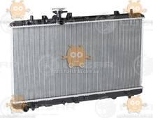 Радиатор охлаждения SX4 1.5, 1.6 (от 2006г) МКПП (пр-во Luzar Россия) ЗЕ 42785