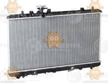 Радиатор охлаждения SX4 1.6 (от 2006г) АКПП (пр-во Luzar Россия) ЗЕ 36419
