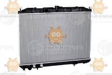 Радиатор охлаждения X-Trail 2.0, 2.5 (от 2001г) АКПП (пр-во Luzar Россия) ЗЕ 26793