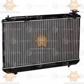 Радиатор охлаждения Chery Tiggo (T11) (от 2005г) 1.6i, 1.8i, 2.0i MT (пр-во Luzar Россия) ЗЕ 25468