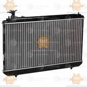 Радиатор охлаждения Chery Tiggo (T11) (от 2005г) 2.4i MT (пр-во Luzar Россия) ЗЕ 25467