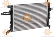 Радиатор охлаждения Opel Astra G (от 1998г), Zafira A (от 1999г) 1.4i, 1.6i, 1.8i MТ AC - (Luzar) ЗЕ 21759