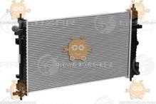 Радиатор охлаждения Opel Insignia (от 2008г) 2.0T M, A (пр-во Luzar Россия) ЗЕ 21758